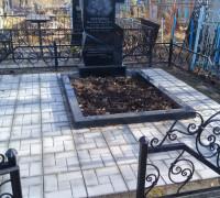 Облагораживание тротуарной плиткой